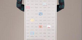 100 ting du skal prøve før du dør plakat