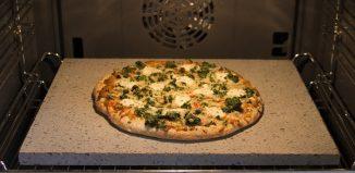 Pizzasten til ovn og grill