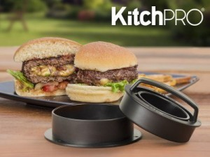 Burger presser