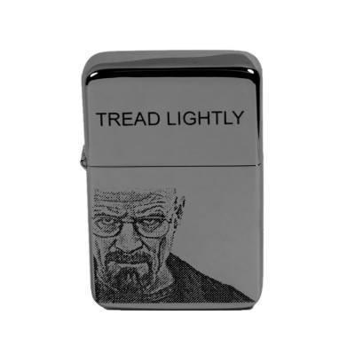 Breaking bad zippo lighter