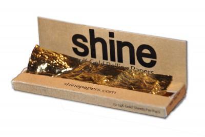 Guld cigaret papir