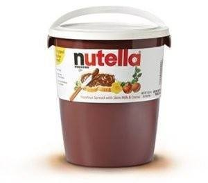 Nutella spand