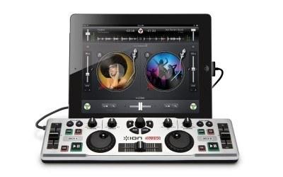DJ pult til iPad