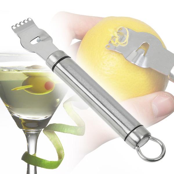 cocktail frugt peeler