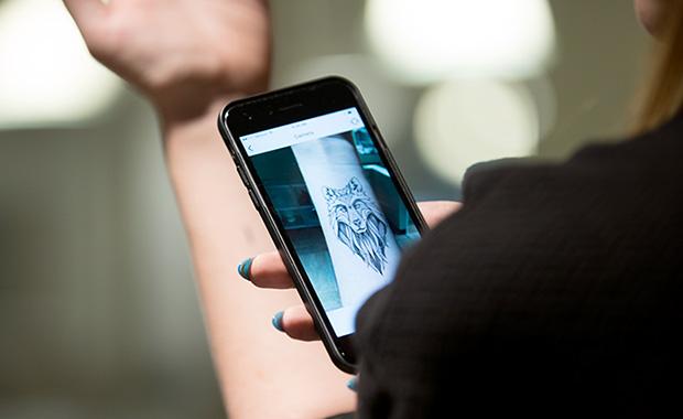 App til tatovering
