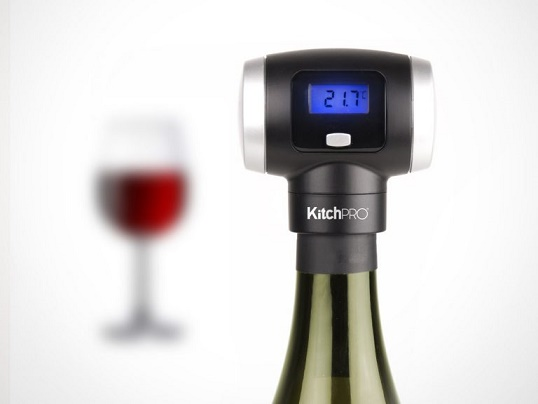 automatisk vinpumpe