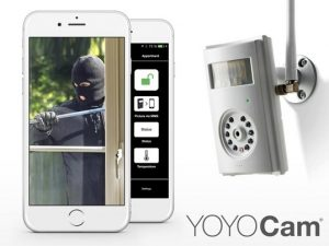 Overvågnings kamera