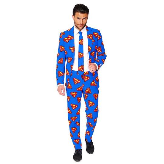 Superhelte jakkesæt