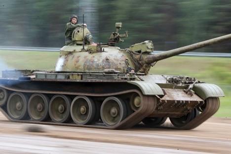 Russisk kampvogn