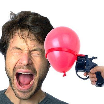 ballon russisk roulette