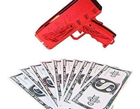 Cash cannon