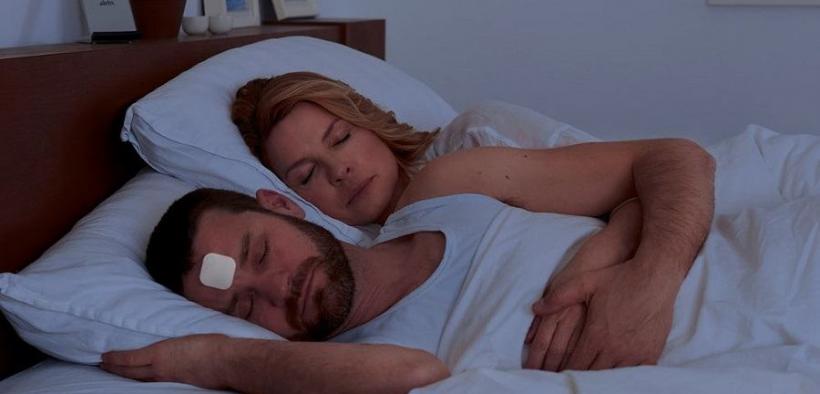 Sensor der hjælper mod snorken