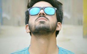 Solbriller med indbygget lyd