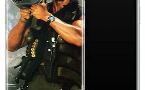 Arnold Schwarzenegger iPhone 11 cover
