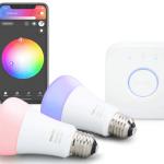 Phillips hue lamper og app