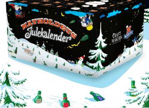 Øl julekalender natholdet