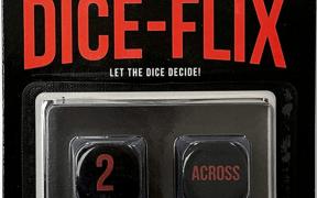 Terninger der vælger hvad du skal se på Netflix