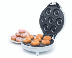Donut maskine der kan lave 7 donuts af gangen